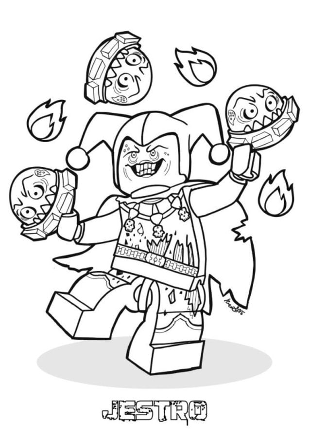 - Coloring Pages: Coloring Pages: LEGO Nexo Knights, Printable For Kids &  Adults, Free