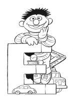 Ausmalbilder Ernie und Bert zum ausdrucken, kostenlos ...