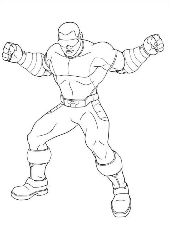Dibujos Para Colorear Spider Man Imprimible Gratis Para
