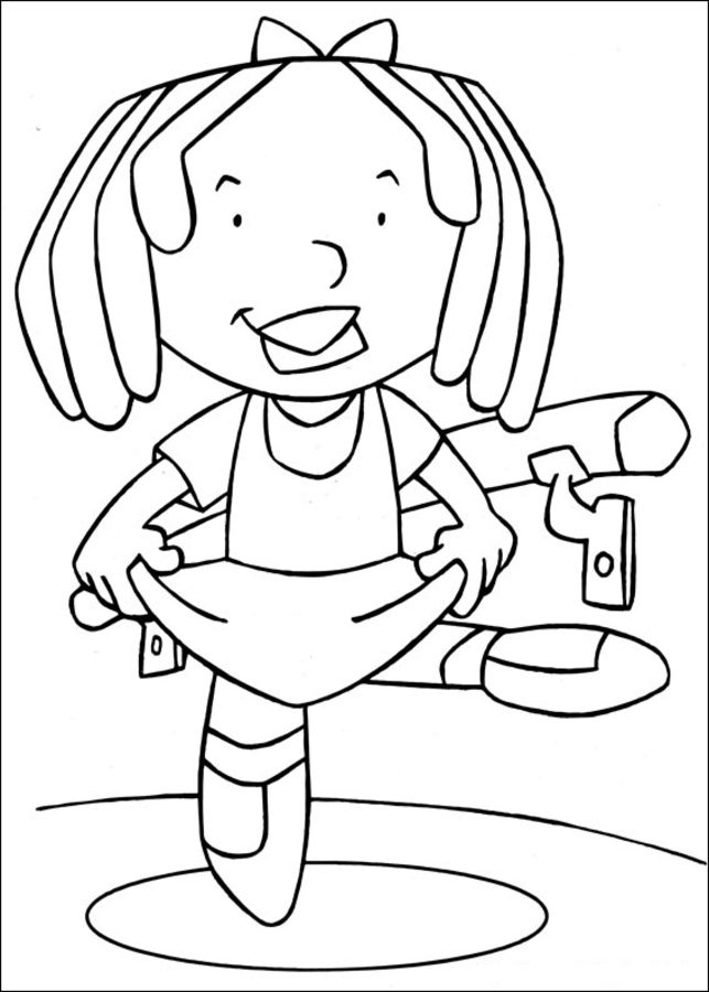 Coloring pages: Coloring pages: Stanley, printable for