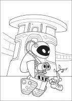 Ausmalbilder WALL·E zum ausdrucken, kostenlos, für Kinder ...