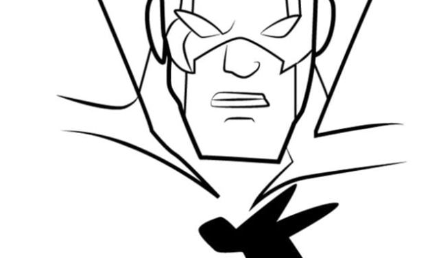 Coloring pages: Hank Pym