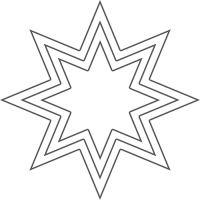 Ausmalbilder Ausmalbilder Stern zum ausdrucken ...