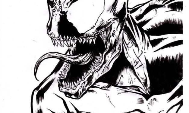 Ausmalbilder: Venom