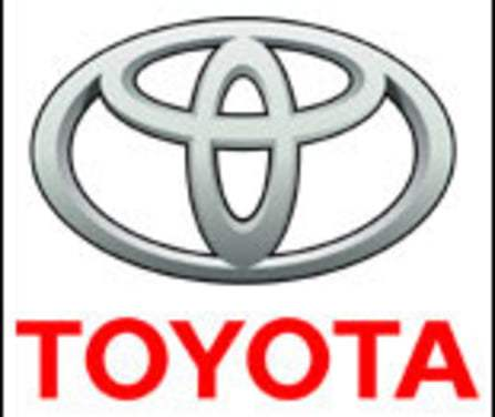 Coloring pages: Toyota – logo