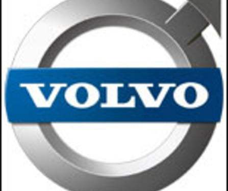 Coloring pages: Volvo – logo
