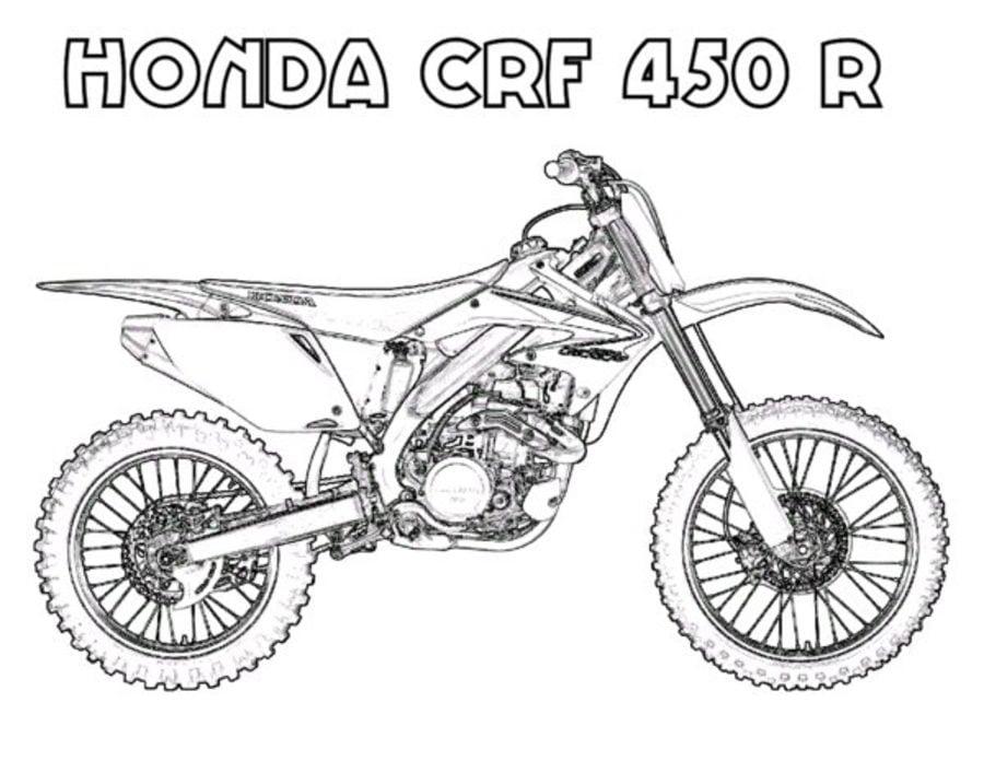 Ausmalbilder: Ausmalbilder: Honda zum ausdrucken