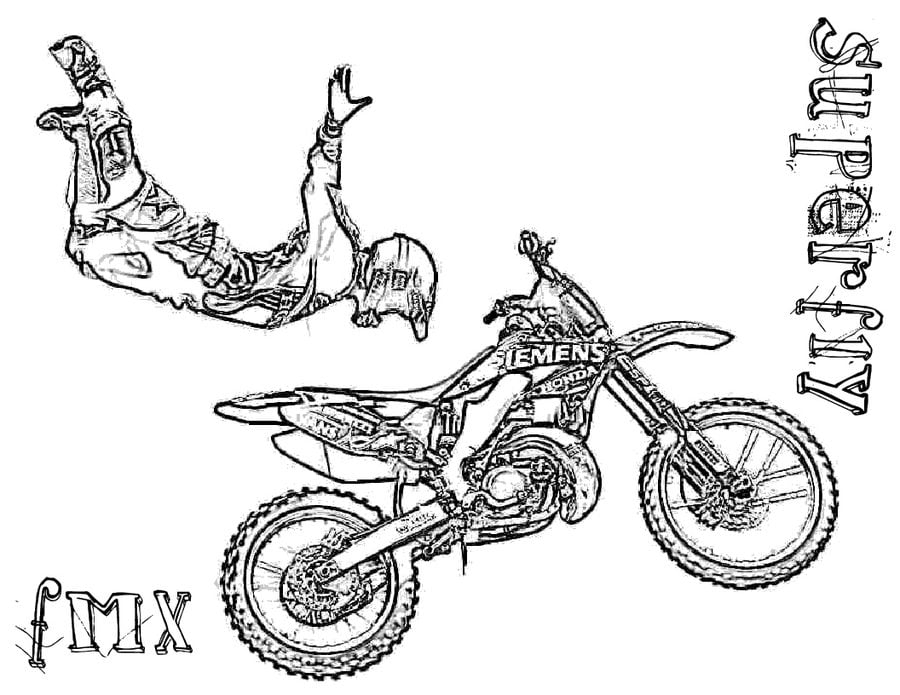 moto x coloring pages - photo#10