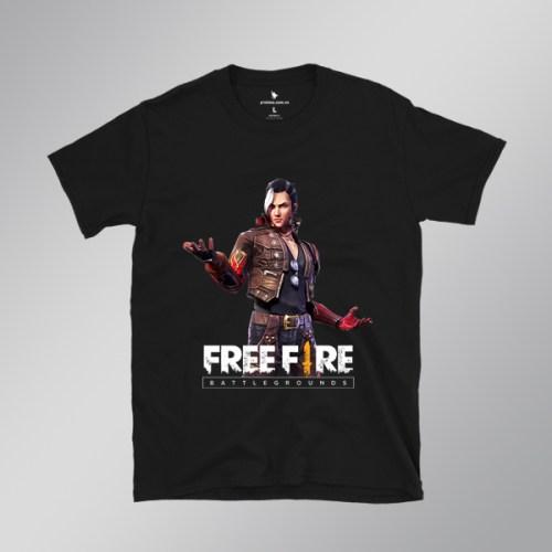 Áo thun Hayato - áo thun game Free Fire - Printme