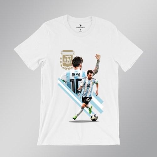 Messi M10 ao trang