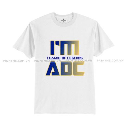 Áo Thun I'm ADC
