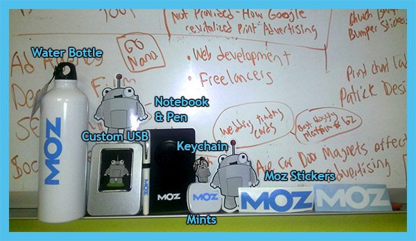 Direct Mail Gifts from Moz.com