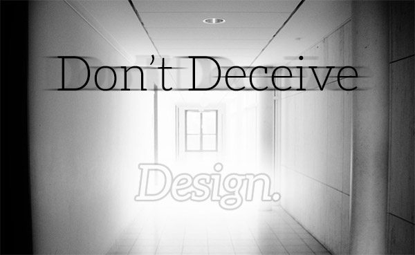 dont-deceive-design