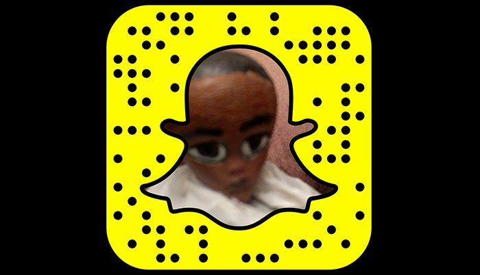 AJSological Snapchat Snapcode - Print Media Centr