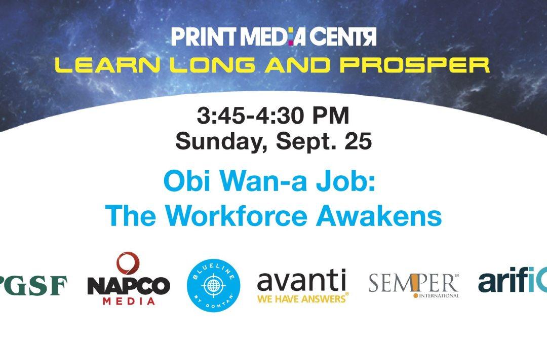 [VIDEO] Obi Wan-a Job: The Workforce Awakens