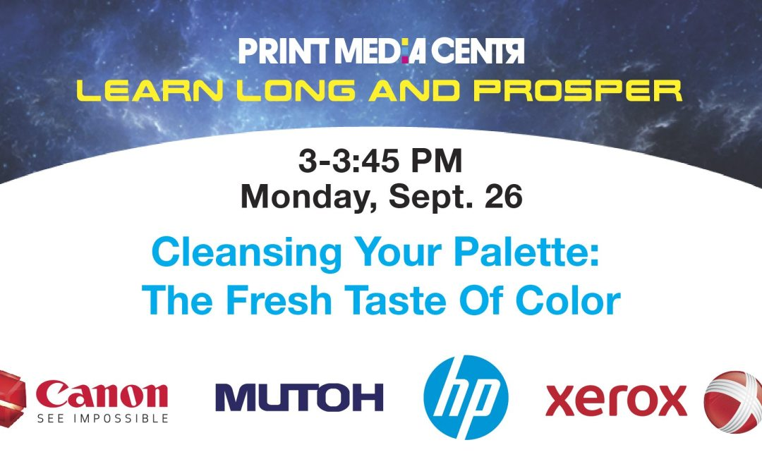 [VIDEO] Cleansing Your Palette: The Fresh Taste Of Color