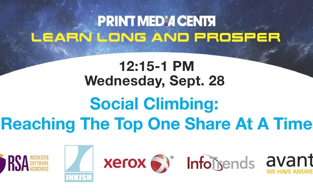[VIDEO] Social Climbing: Reaching The Top One Share At A Time
