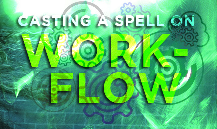 Casting A Spell on Workflow Automation