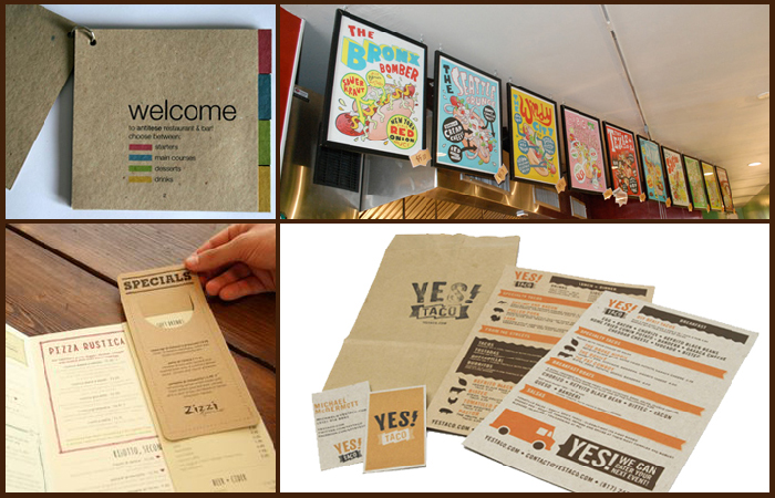 Order Up! 3 Ways to Serve Fresh Digital Print to Local Restaurants
