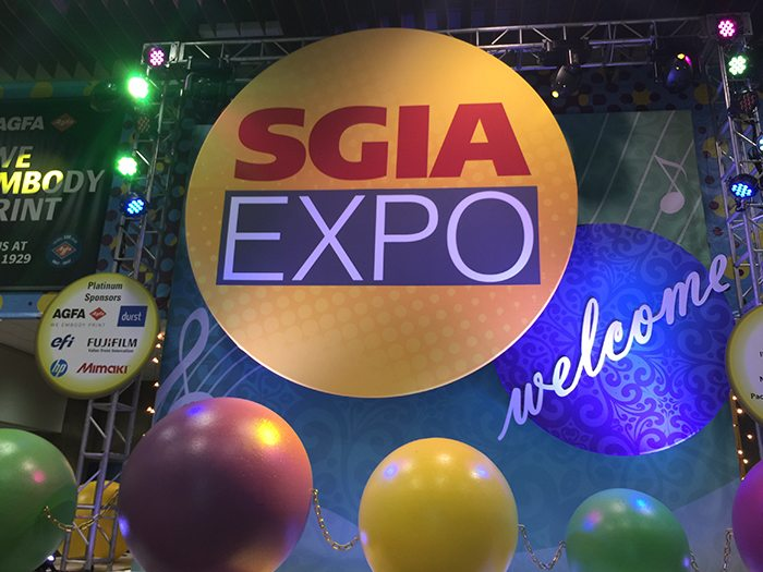 Wizards of Workflow at SGIA Expo 2017