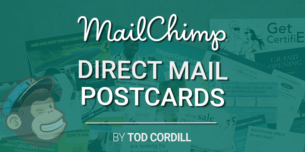 MailChimp Postcard Beta – A Printer's Perspective