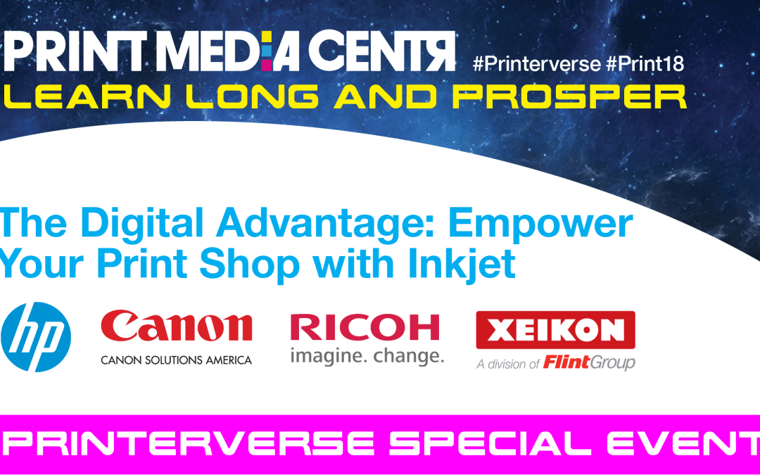 [Video] The Digital Advantage: Empower Your Print Shop with Inkjet