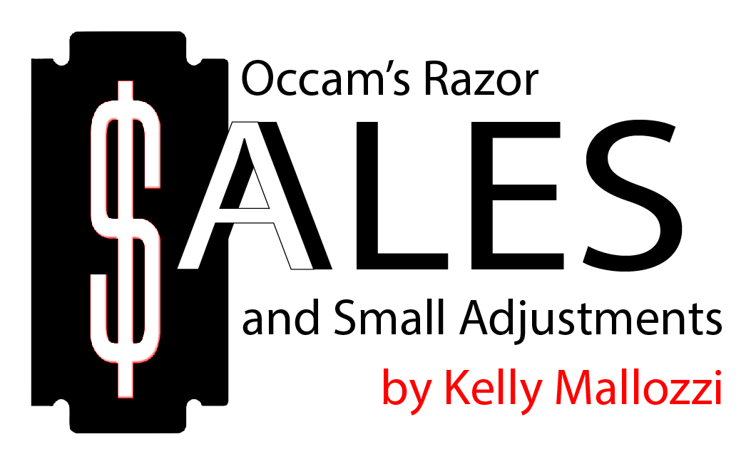 Injuries, Occam's Razor, and Little Tweaks for Sales Success