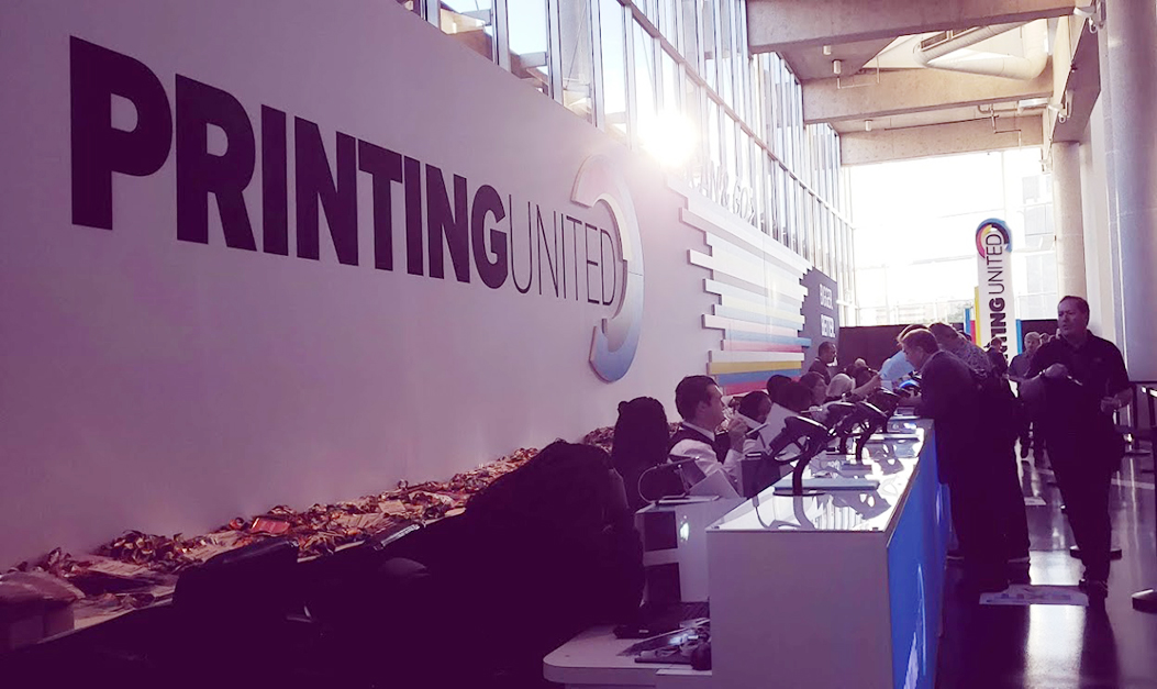 Printing United Provides Sweet Revenge For Print Lovers