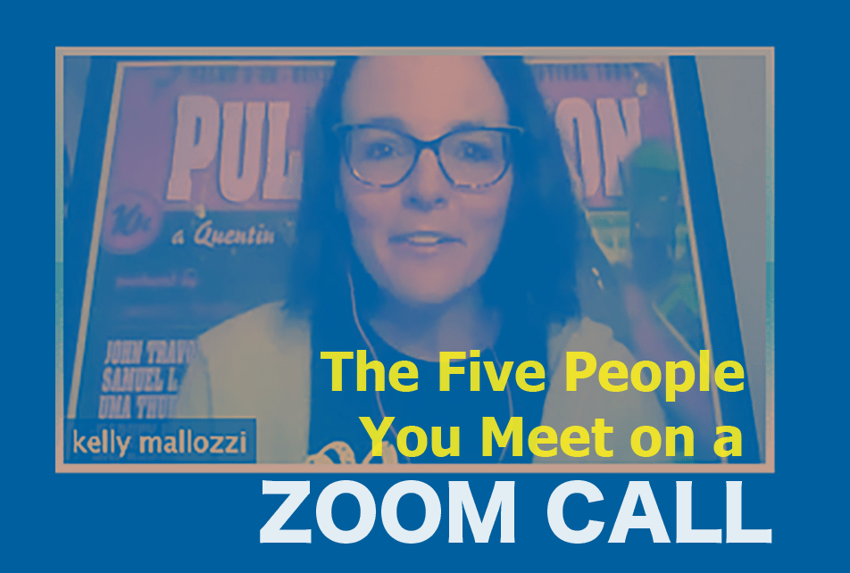 The Five People You Meet on a Zoom Call