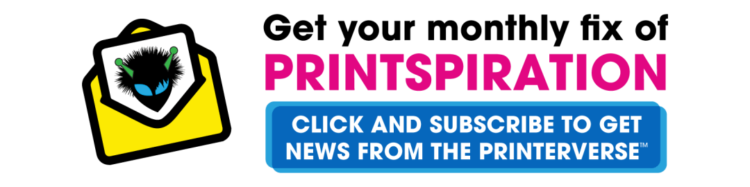 print sales and marketing newsletter