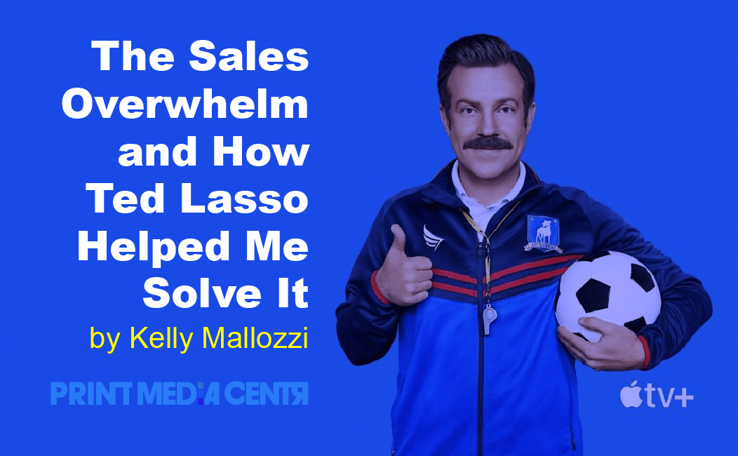 ted lasso and sales
