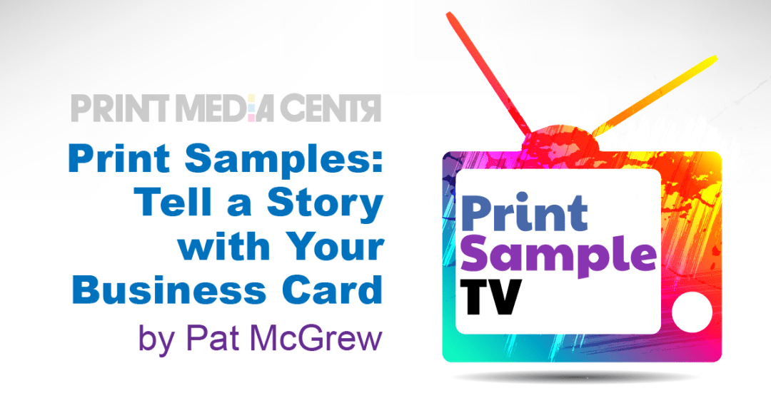 business cards sell your story_print sample tv_print media centr