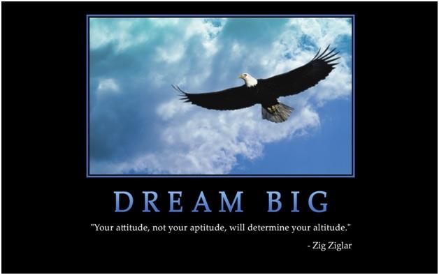 Written Goals And Dream