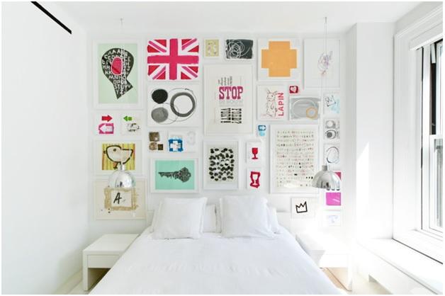 18 Interior Design Ideas for Blank Walls DIY Wall