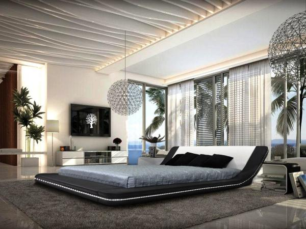 What Are The Best Bedroom Wall Decor Ideas For High Tech