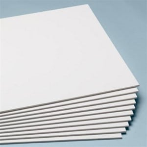 mountboard graphicpro white foam board