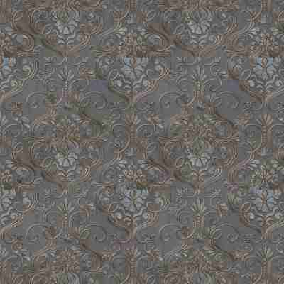 Floral Damask Pattern Blinds