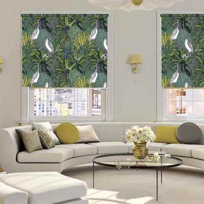 Custom Window Blinds Arts