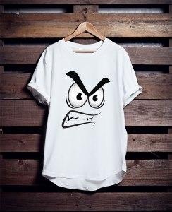 Funny Angry T shirt