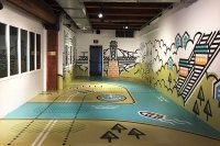 Print On Carpet | The Heinz History Center in Pittsburgh ...