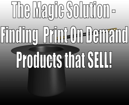 Print on Demand Products That Sell