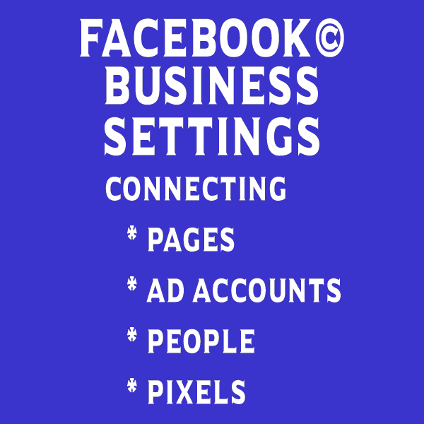Facebook Business Settings