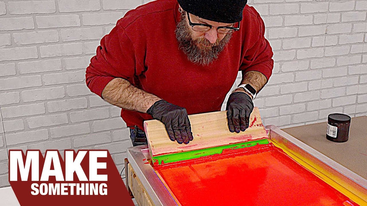 How To Get Started In Screen Printing A Step By Step Tutorial Print Peppermint