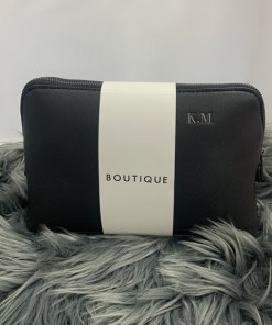 personalised toiletries bag for him or her