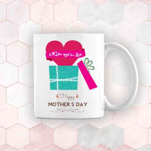 personalised mothers day gift mug