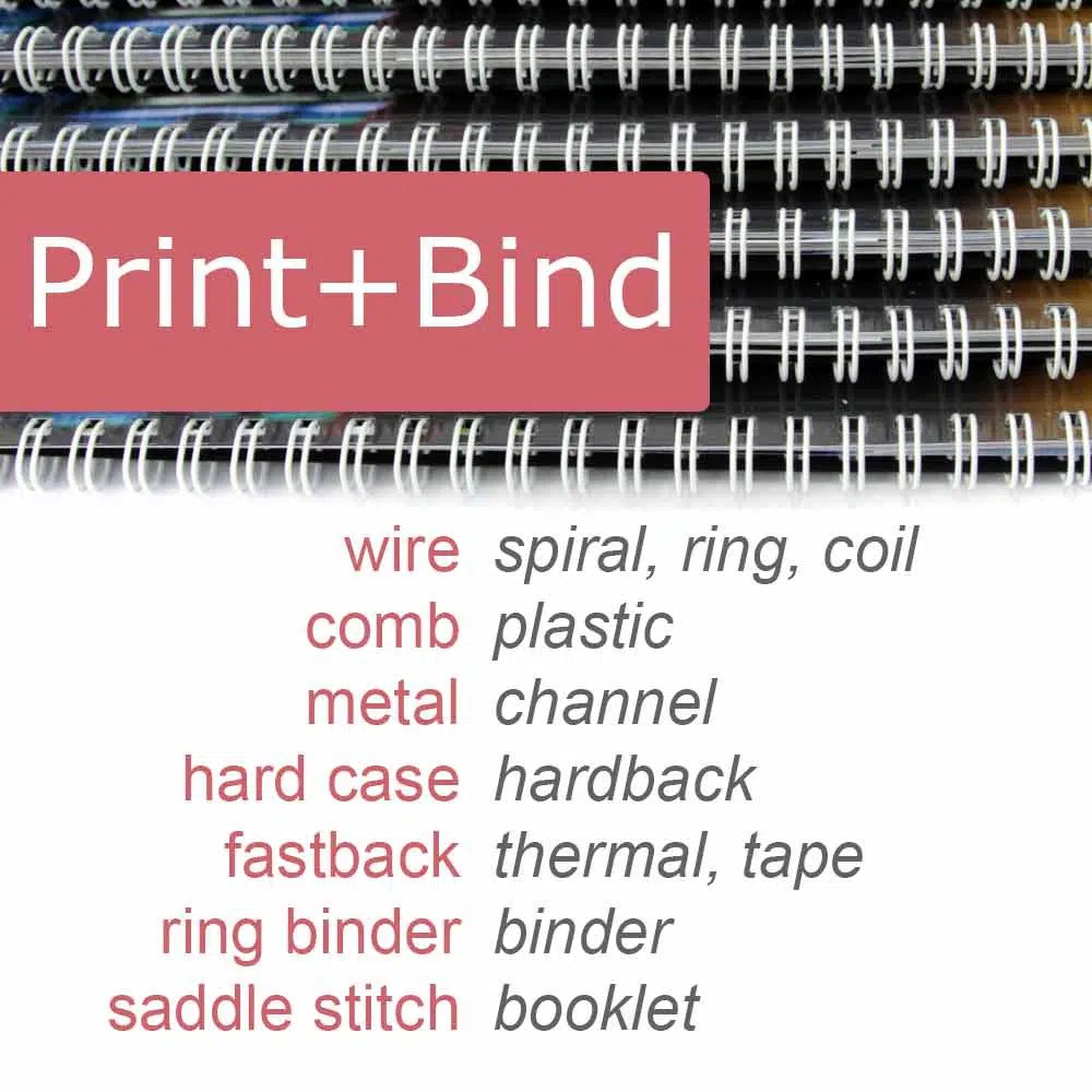 Online Document Printing And Binding