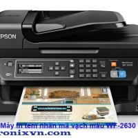 Máy in mã vạch màu Epson WF-2630 giá rẻ 2019