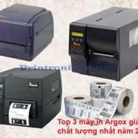Top 3 máy in Argox giá rẻ chất lượng tại Đà Lạt