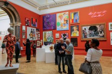 Summer Exhibition, Royal Academy of Arts, Burlington House, London