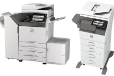 Sharp Announces 13 New Monochrome Multifunction Printers That Join Award-Winning MFP Product Family: New lineup includes eleven workgroup models that support 11″ x 17″ and two desktop models that support letter-legal, all leveraging Sharp's latest technology